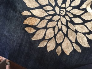 wool rug stain removal