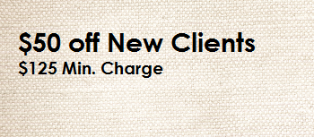 new client coupon