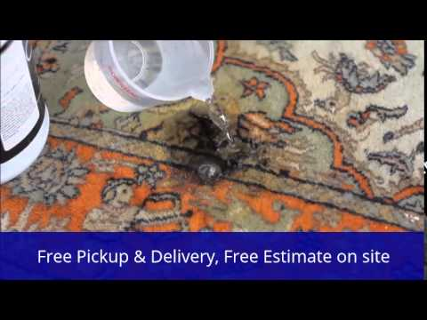 Rug Pro NYC Cleaning Process 212-9942709